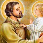 Oración a San José para unir a la familia